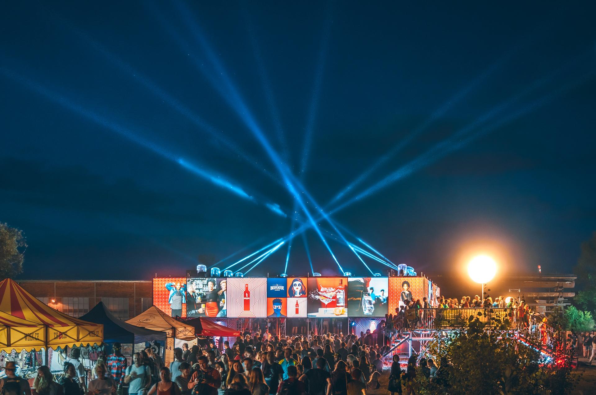 Festivalová léta