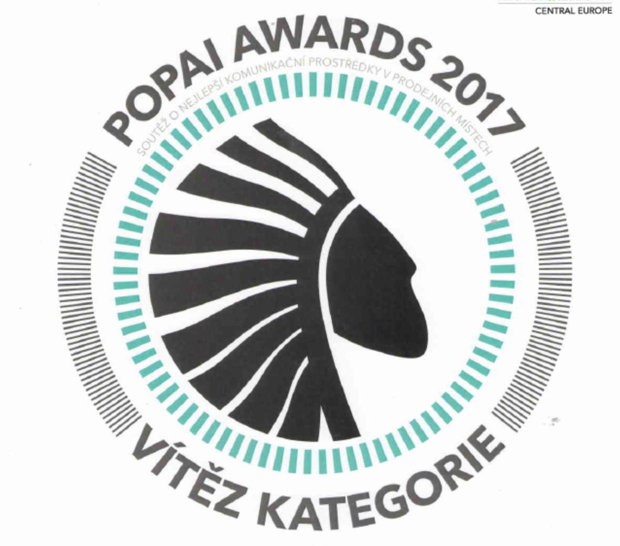 European Popai Award kategorie POS