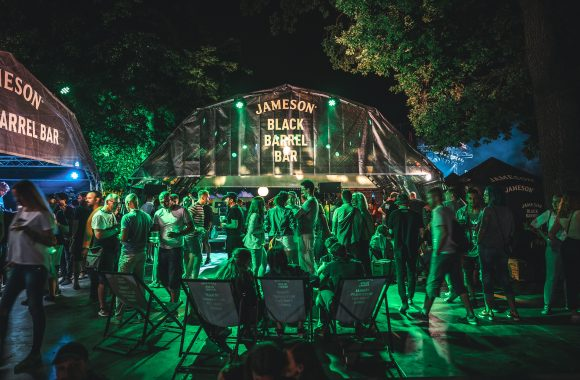 Black Barrel na festivalech